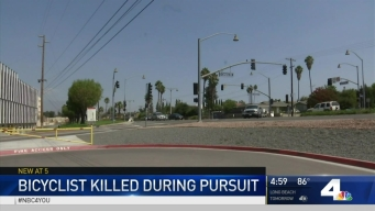 Bicyclist Hit and Killed in Redlands