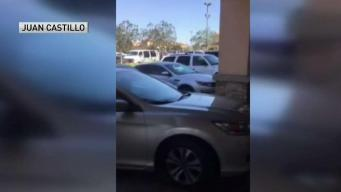 Bizarre Video of Car Repo Gone Wrong