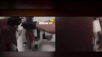 Body Camera Footage of Man Shot and Killed by Police at Gym Released