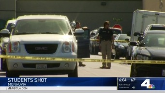 Boy and Man Shot in Monrovia
