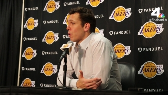 Lakers Rookie Brandon Ingram Inspires Lakers To Win Over Pacers