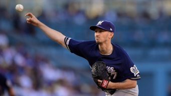 Brewers Hand Dodgers 6th Straight Loss, 4-1