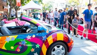 Fenders, Family, Fun: Downtown Burbank Car Classic