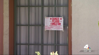 Burglary Reported at Fumigated Home