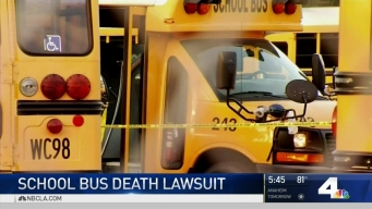 Bus Driver Allegedly Texting and Left Special Needs Passenger to Die