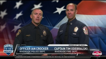 The Challenge Heroes of the Night: Riverside's Finest
