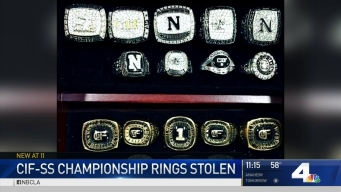 CIF Rings Stolen From Covina Wrestling Coach