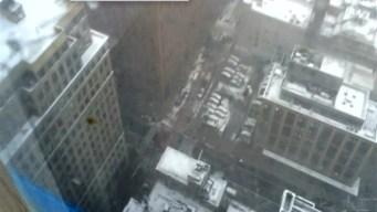 Video Shows Crane Collapse in Lower Manhattan