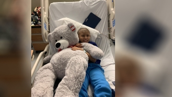 Caden's Bears Bring Comfort to Children in the Hospital for the Holidays
