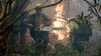 Thomas Fire Now the Second-Largest in Modern State History