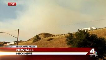 Calgrove Fire Brings High Concern