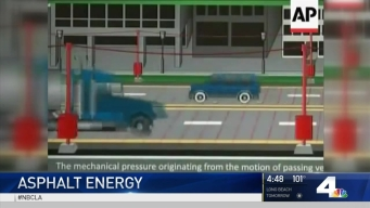California Engineers Try to Turn Traffic Into Energy Source