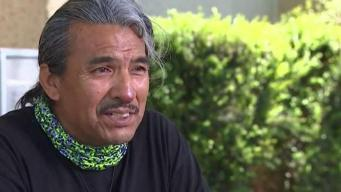 Cancer Diagnosis Forces Homeless Man Into Recovery
