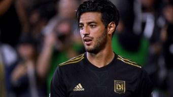 Vela Scores MLS-Best 12th Goal, LAFC Beats Crew 3-0