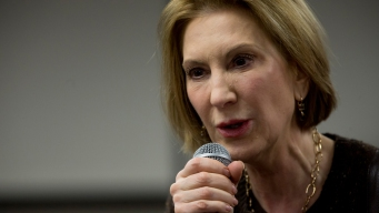 Fiorina Uses Debate Exclusion As Fuel to Fight On