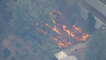 Crews Go Straight From One Wildfire to Another