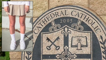 Skirts Banned From Dress Code at San Diego Private Catholic High School