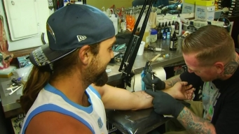 Chargers Free Tattoo Day