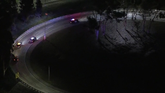 RAW VIDEO: Police Chase SUV