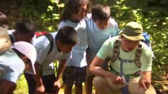 Kids With a Passion for Science Find Adventure in the Outdoors