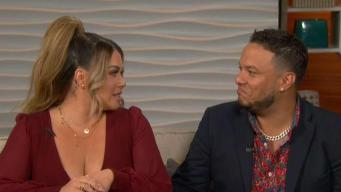 Chiquis Rivera and Lorenzo Mendez Dish on Married Life