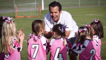 Beloved OC Soccer Coach Gets Field Named in His Honor