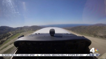 Coast Guard Suspends Search for Missing Plane Leaving Catalina Island