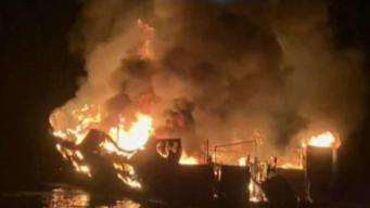 Conception Crew Member Sues Owners After Boat Fire