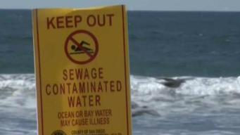 +83 Border Patrol Agents Harmed From Sewage Spills