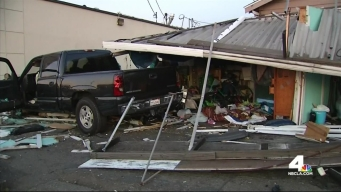 Crash Destroys Psychics Home Business in Anaheim