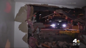 Family Describes Car Crash Into Boy's Bedroom