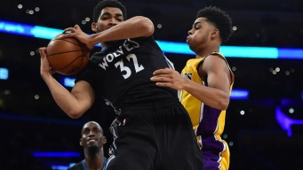Lakers Looking to Avoid History