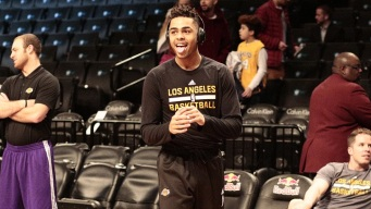 Lakers' Road Trip Stops in Charlotte