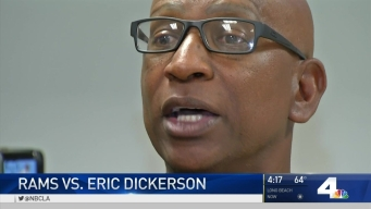 "Eric Dickerson: ""All I Want is an Apology"""