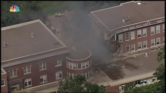 Explosion at Minneapolis School