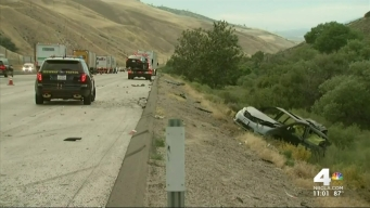 Deadly Crash in Gorman Leave 4 Children, 2 Mothers Dead