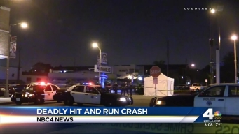 Deadly Hit-and-Run Crash in Long Beach
