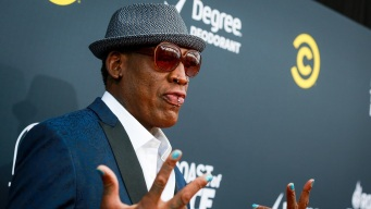 Dennis Rodman Accused of Stealing From Yoga Studio