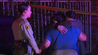 Deputies Open Fire on Man Armed With Machete