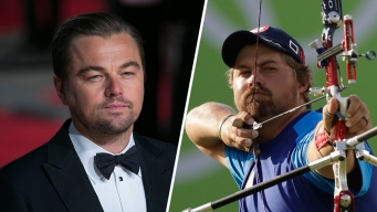 U.S. Archer Looks Quite a Bit Like Leonardo DiCaprio