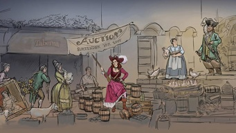 Pirates of the Caribbean 'Auction' Update Begins Later in April