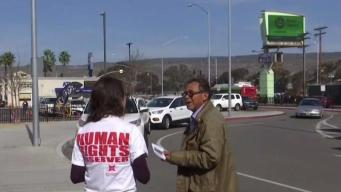 Activists Urge Travelers to 'Know Your Rights'