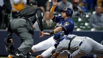 Bellinger, Muncy, Urias Lead Dodgers Past Brewers 3-1