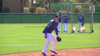 Dodgers Get Back to Work at Spring Training