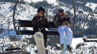 Some Ski Resorts Struggle From Drought