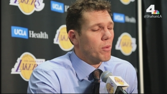 """Luke Walton: Lonzo Ball """"Going To Be One of the Best Point Guards"""""""