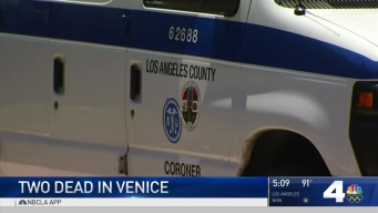 Elderly Man Shoots, Kills Wife in Venice Murder Suicide