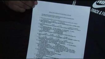 Exam Question Causes Controversy at Cal State Long Beach