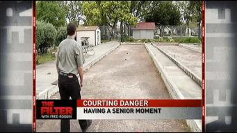 Warning: Bocce Ball May Be Hazardous to your Health!