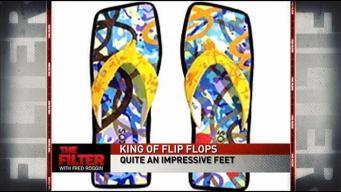 $18,000 for Flip Flops???